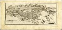 Plan von dem Brombergischen schiffbaren Canal vermittelst welchen die Netze und Brah vereiniget worden