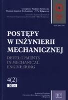 Postępy w Inżynierii Mechanicznej 2014, 4(2)