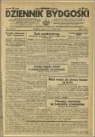 Dziennik Bydgoski R 24 1930 Nr 207