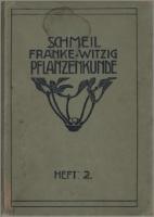 Pflanzenkunde : Naturkunde für höhere Mädchenschulen und Studienanstalten. Heft 2, Klasse 6