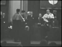 Inauguracja roku akademickiego na Uniwersytecie Mikołaja Kopernika 3 października 1970 r.