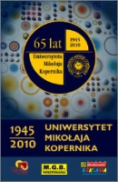 65 lat Uniwersytetu Mikołaja Kopernika 1945-2010 - wystawa