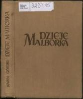 Dzieje Malborka