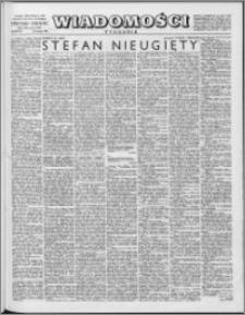 Wiadomości, R. 16 nr 9 (778), 1961