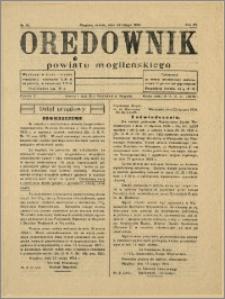 Orędownik Powiatu Mogileńskiego, 1934, Nr 16