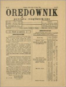 Orędownik Powiatu Mogileńskiego, 1934, Nr 17