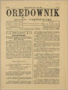 Orędownik Powiatu Mogileńskiego, 1934, Nr 18