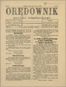 Orędownik Powiatu Mogileńskiego, 1934, Nr 20