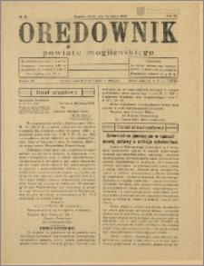 Orędownik Powiatu Mogileńskiego, 1934, Nr 21