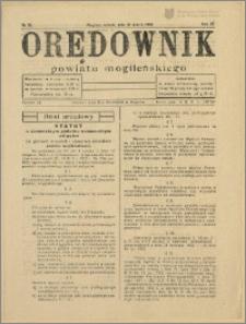 Orędownik Powiatu Mogileńskiego, 1934, Nr 26