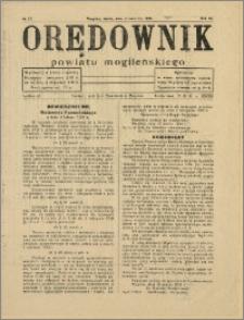 Orędownik Powiatu Mogileńskiego, 1934, Nr 27