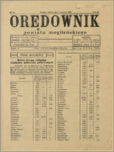 Orędownik Powiatu Mogileńskiego, 1934, Nr 28