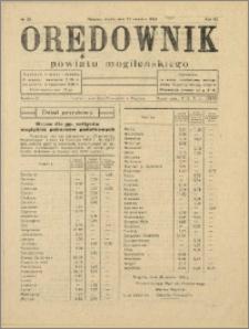 Orędownik Powiatu Mogileńskiego, 1934, Nr 29