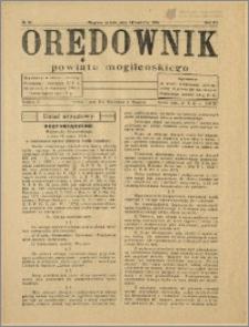 Orędownik Powiatu Mogileńskiego, 1934, Nr 30