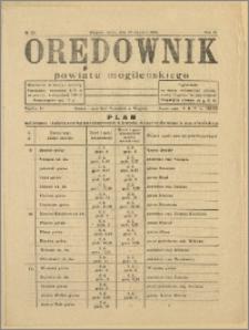 Orędownik Powiatu Mogileńskiego, 1934, Nr 33