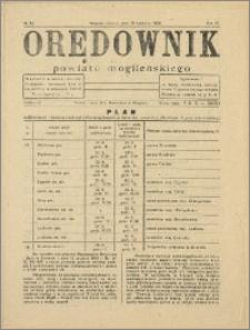 Orędownik Powiatu Mogileńskiego, 1934, Nr 34