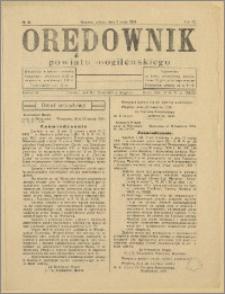 Orędownik Powiatu Mogileńskiego, 1934, Nr 36