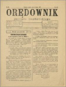 Orędownik Powiatu Mogileńskiego, 1934, Nr 38