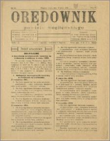 Orędownik Powiatu Mogileńskiego, 1934, Nr 39