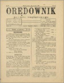 Orędownik Powiatu Mogileńskiego, 1934, Nr 40