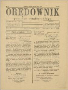 Orędownik Powiatu Mogileńskiego, 1934, Nr 42