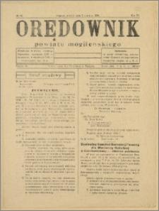 Orędownik Powiatu Mogileńskiego, 1934, Nr 44
