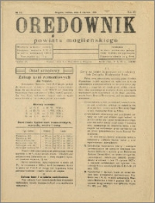 Orędownik Powiatu Mogileńskiego, 1934, Nr 46
