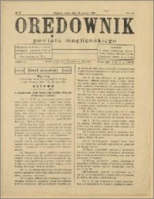 Orędownik Powiatu Mogileńskiego, 1934, Nr 47