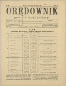 Orędownik Powiatu Mogileńskiego, 1934, Nr 48