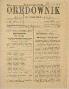 Orędownik Powiatu Mogileńskiego, 1934, Nr 50