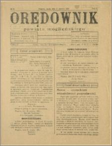 Orędownik Powiatu Mogileńskiego, 1934, Nr 51
