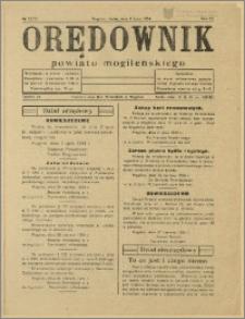 Orędownik Powiatu Mogileńskiego, 1934, Nr 52+53