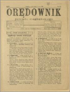 Orędownik Powiatu Mogileńskiego, 1934, Nr 55