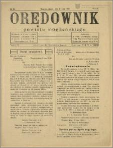 Orędownik Powiatu Mogileńskiego, 1934, Nr 58