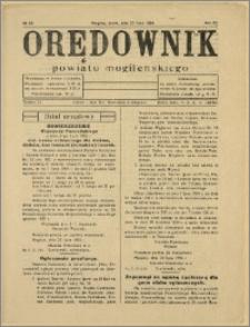 Orędownik Powiatu Mogileńskiego, 1934, Nr 59