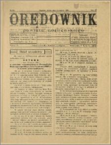 Orędownik Powiatu Mogileńskiego, 1934, Nr 63