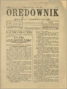 Orędownik Powiatu Mogileńskiego, 1934, Nr 64