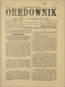 Orędownik Powiatu Mogileńskiego, 1934, Nr 70