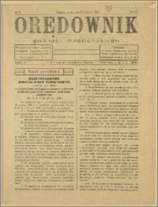 Orędownik Powiatu Mogileńskiego, 1934, Nr 71