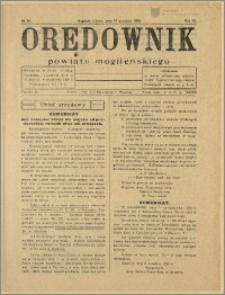 Orędownik Powiatu Mogileńskiego, 1934, Nr 74