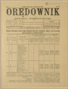 Orędownik Powiatu Mogileńskiego, 1934, Nr 81