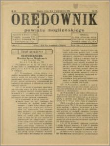 Orędownik Powiatu Mogileńskiego, 1934, Nr 83