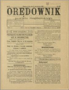 Orędownik Powiatu Mogileńskiego, 1934, Nr 87