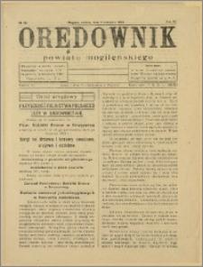 Orędownik Powiatu Mogileńskiego, 1934, Nr 88
