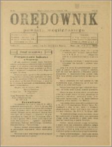Orędownik Powiatu Mogileńskiego, 1934, Nr 89
