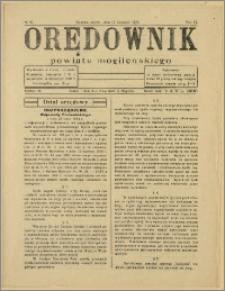 Orędownik Powiatu Mogileńskiego, 1934, Nr 92