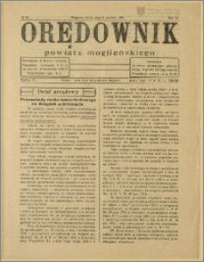 Orędownik Powiatu Mogileńskiego, 1934, Nr 97