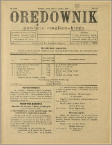 Orędownik Powiatu Mogileńskiego, 1934, Nr 98+99