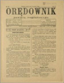 Orędownik Powiatu Mogileńskiego, 1934, Nr 100