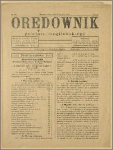 Orędownik Powiatu Mogileńskiego, 1934, Nr 101